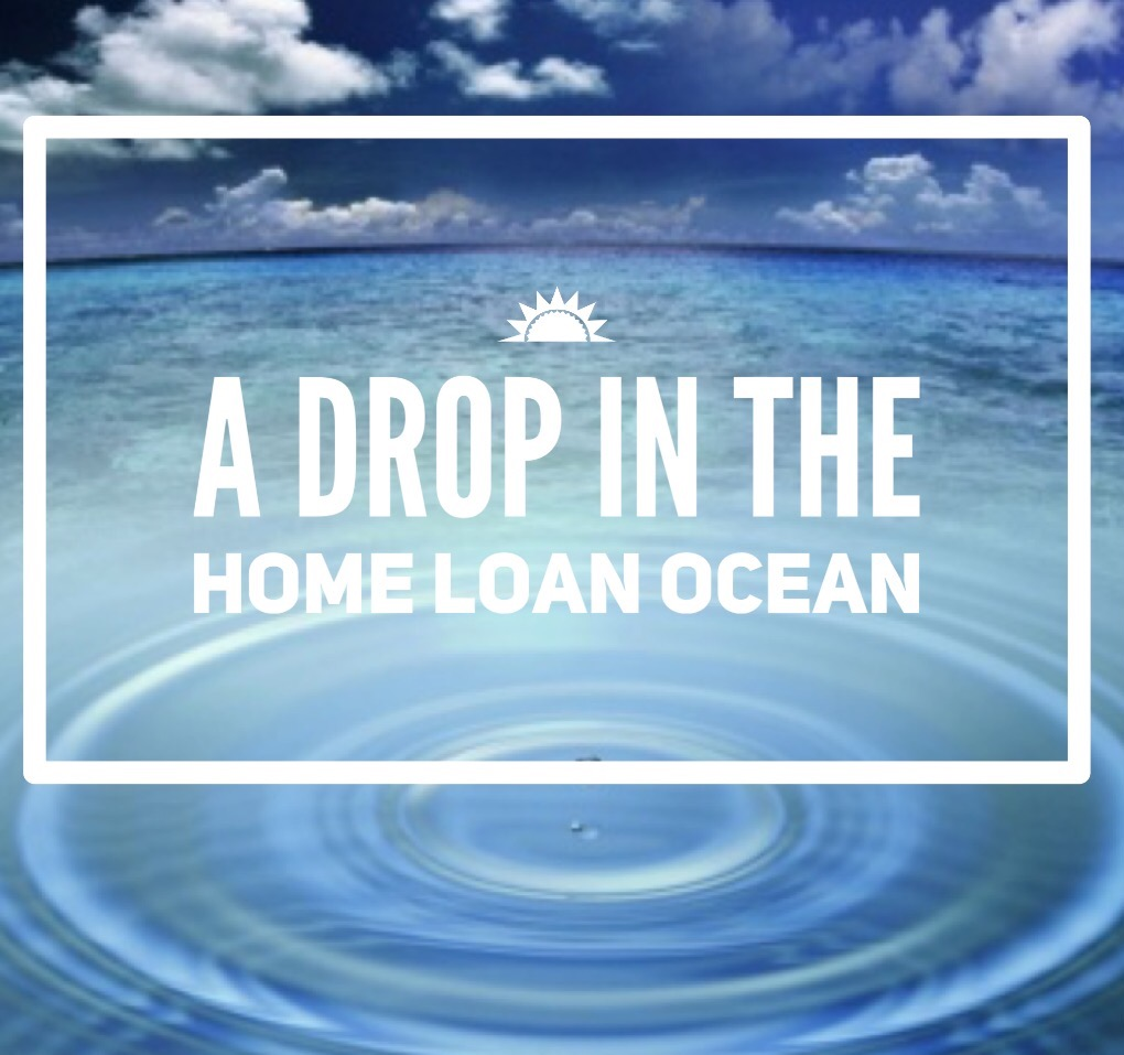 A drop in the home loan ocean – eBay wins