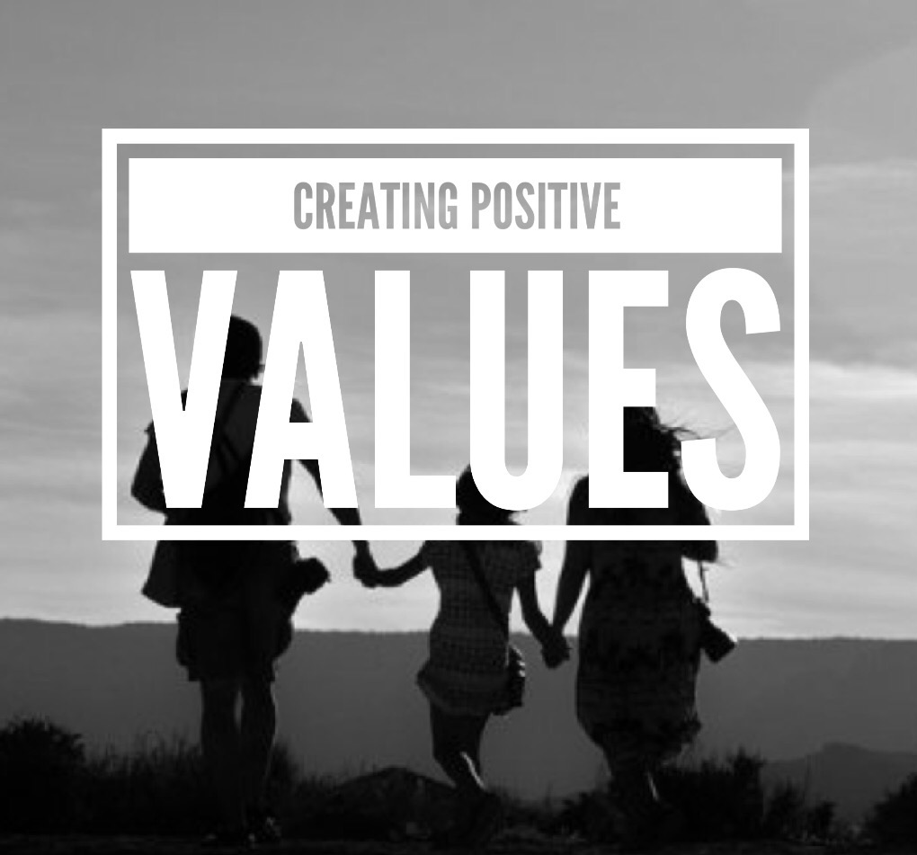 Creating positive family values